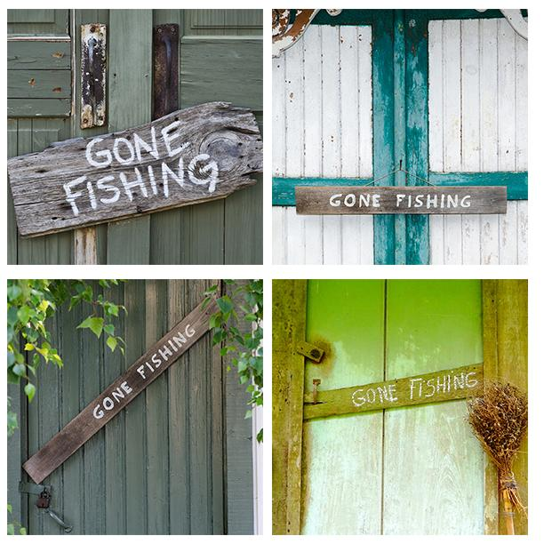 Gone Fishing 100