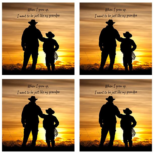 When I Grow Up - Grandpa