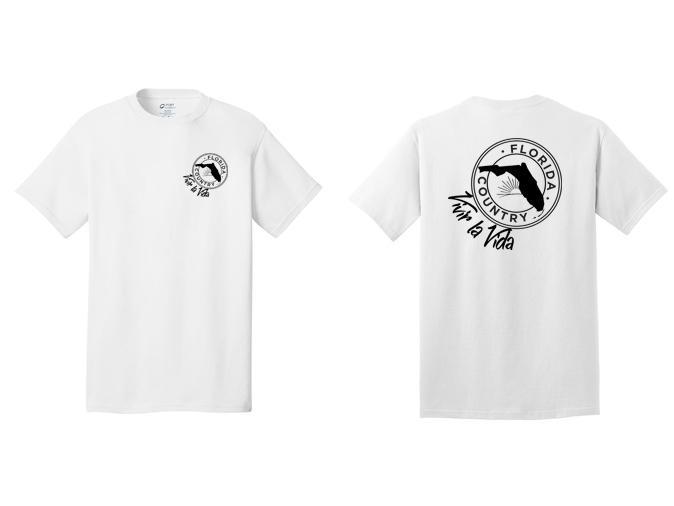 "Florida Country ""Vivir la Vida"" T-Shirt (Unisex)"